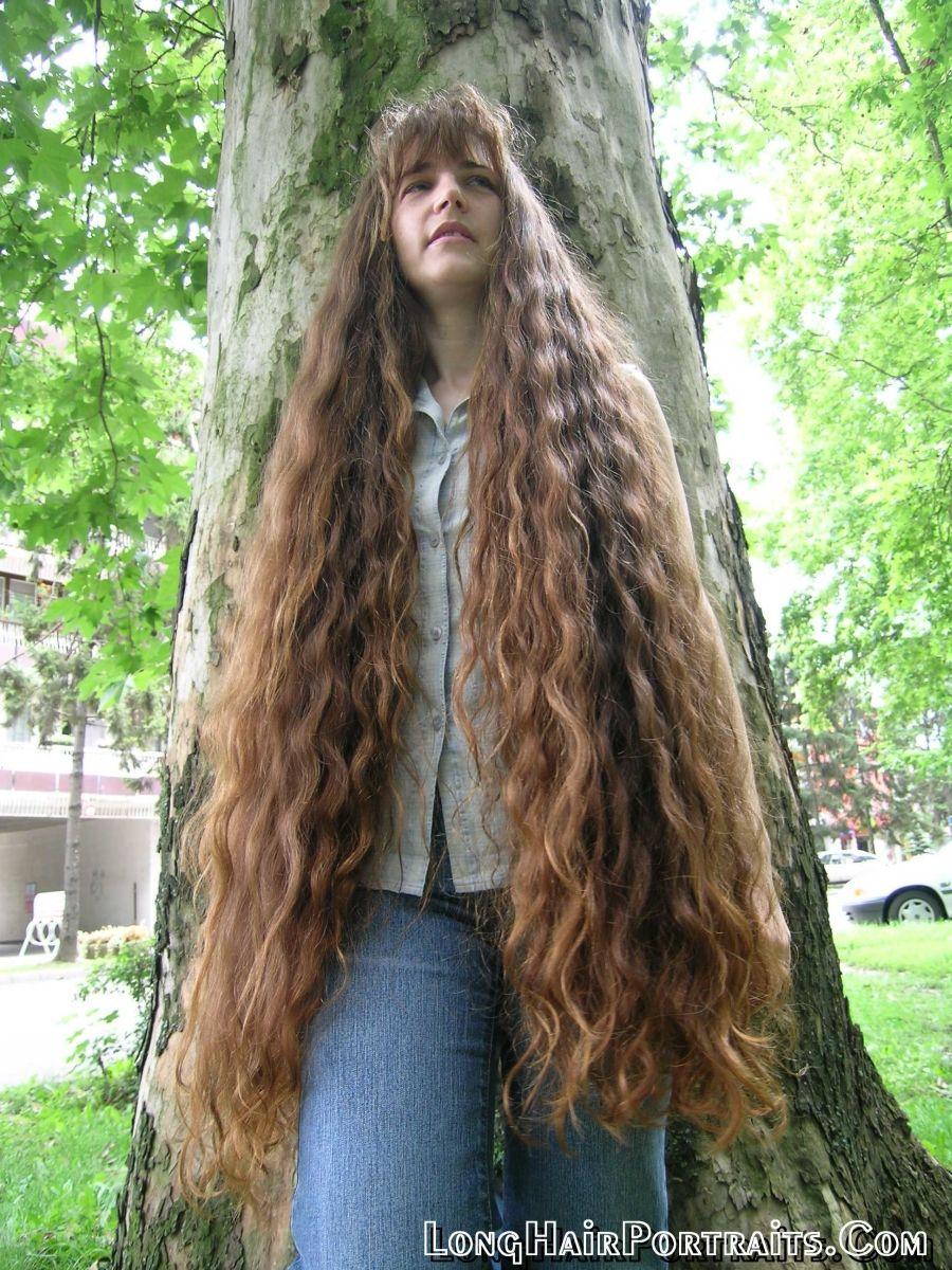 Ha Hair Accessories For Apostolic Long Hair - Super long hair