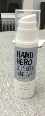 Bath Body Works Active Skincare Treatments Hand Hero Ultra Relief Hand Cream Ebay In 2020 Hand Cream Bath And Body Works Skin Care Treatments