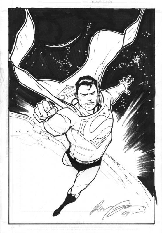 Superman by Rafael Albuquerque *
