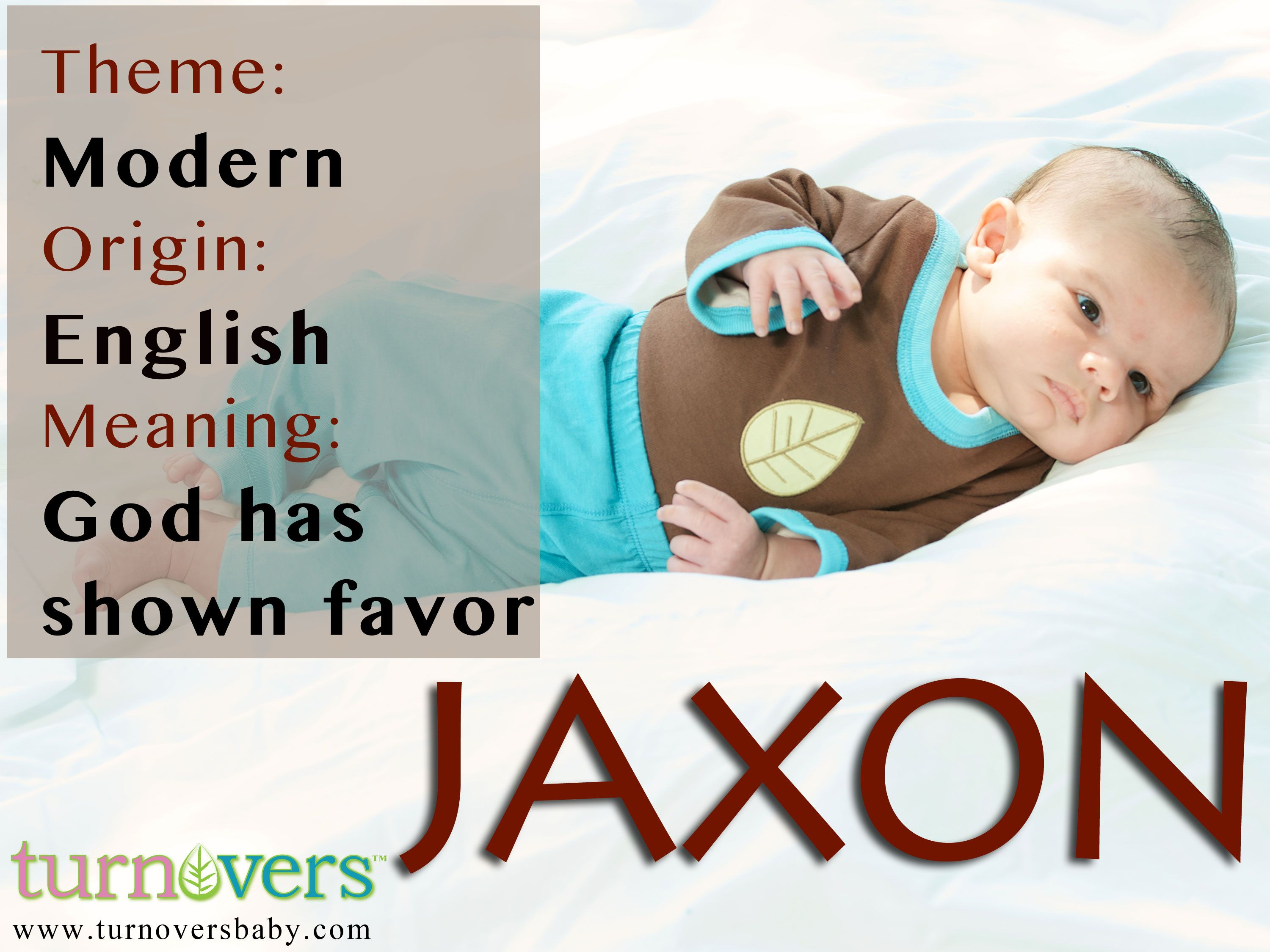 Jaxon Modern Collection Is An English Name That Means God Has