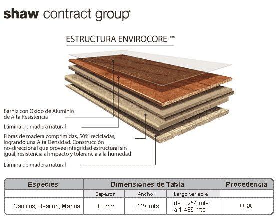 Resultado de imagen para espesor piso madera a pisos - Laminados de madera ...