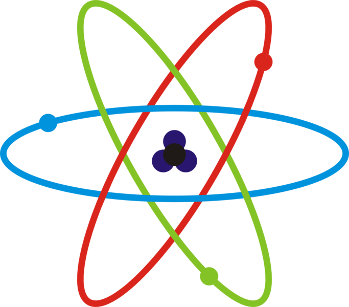 El Atomo Modelo Atomico De Bohr Atomos Dibujo Modelo Atomico De Rutherford
