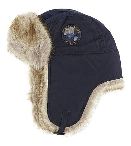 ARMANI JUNIOR - Trapper hat 8-16 years | Selfridges.com