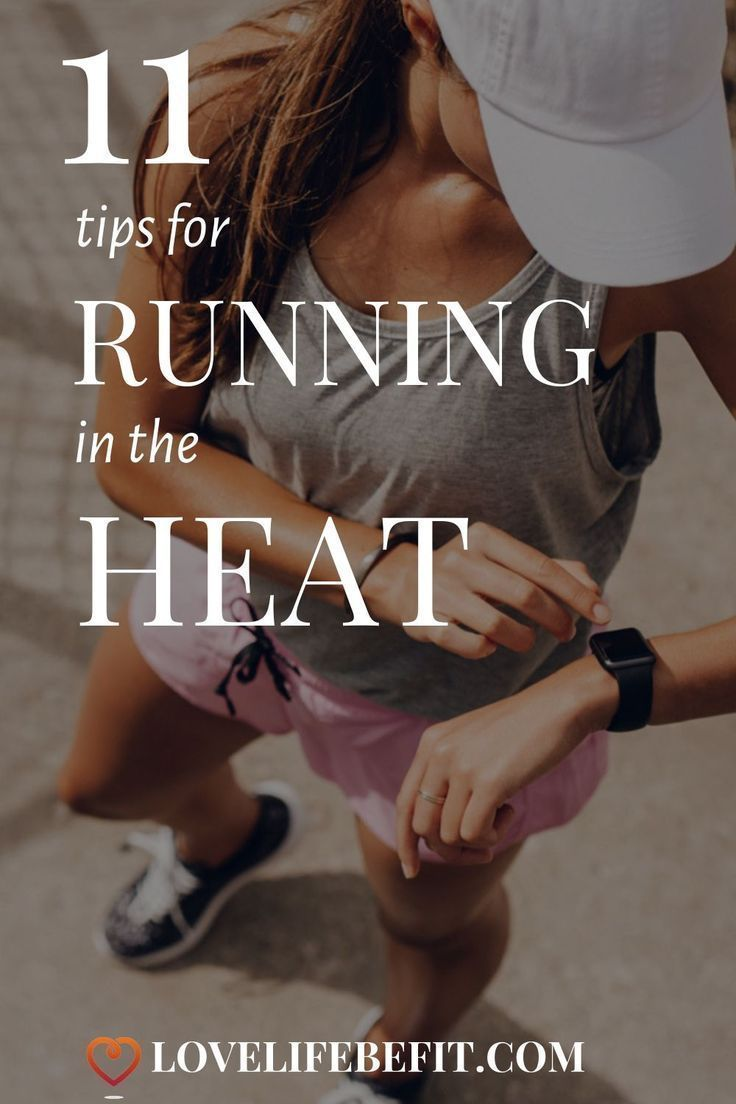 Running in the heat can be tough. Here are my top 11 tips for running when its hot (based on five ye...