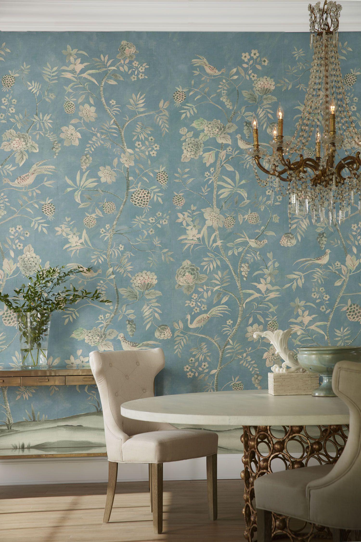 asian inspired light blue dining room idea inspiration from phillip rh pinterest com