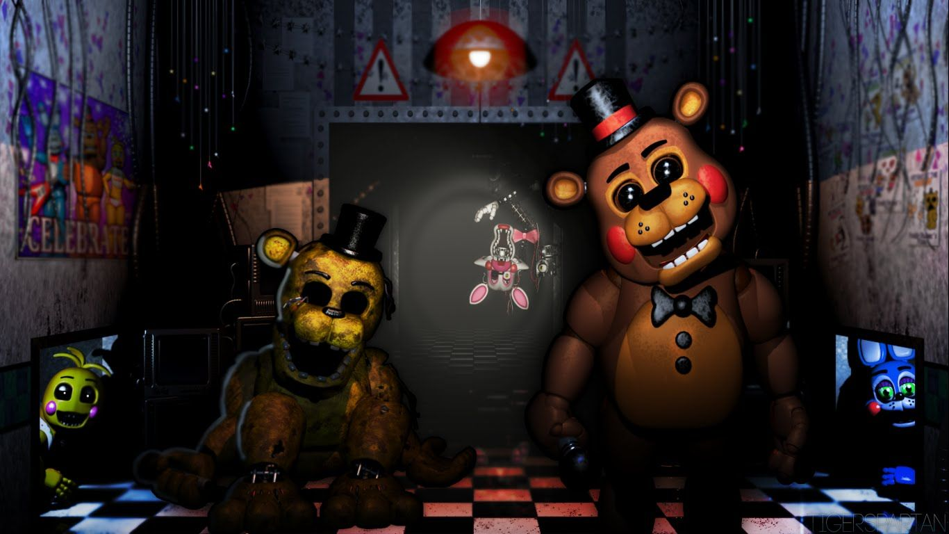 Five Nights At Freddy S Wallpaper Google Kereses Fnaf Five