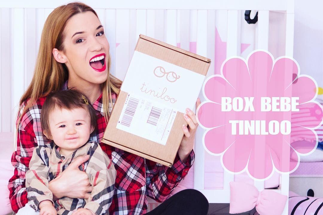 @milababychou : Coucou les filles ! Nouvelle vidéo Unboxing ! On ouvre la box bébé @Tiniloo  Lien direct de la vidéo en haut du profil instagram #Tiniloo #Boxbébé #Box