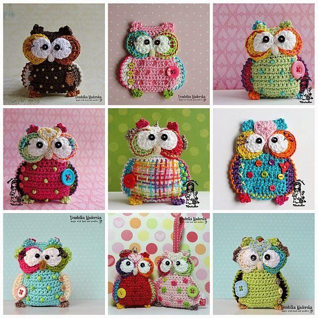 Owl from Vendulka Maderska!!! Sooo Great!!!