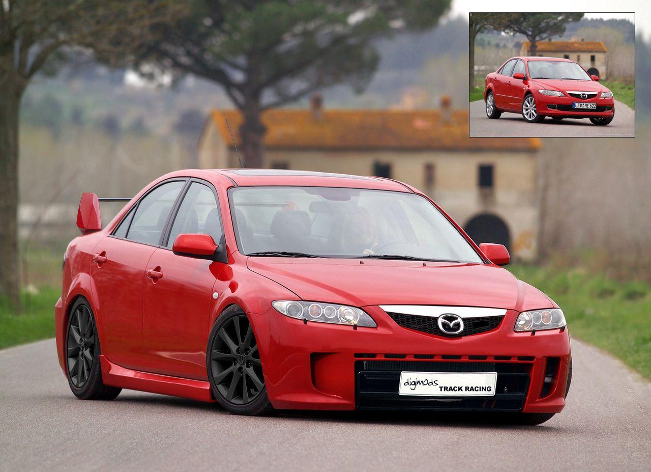 Kelebihan Mazda 6 2006 Top Model Tahun Ini