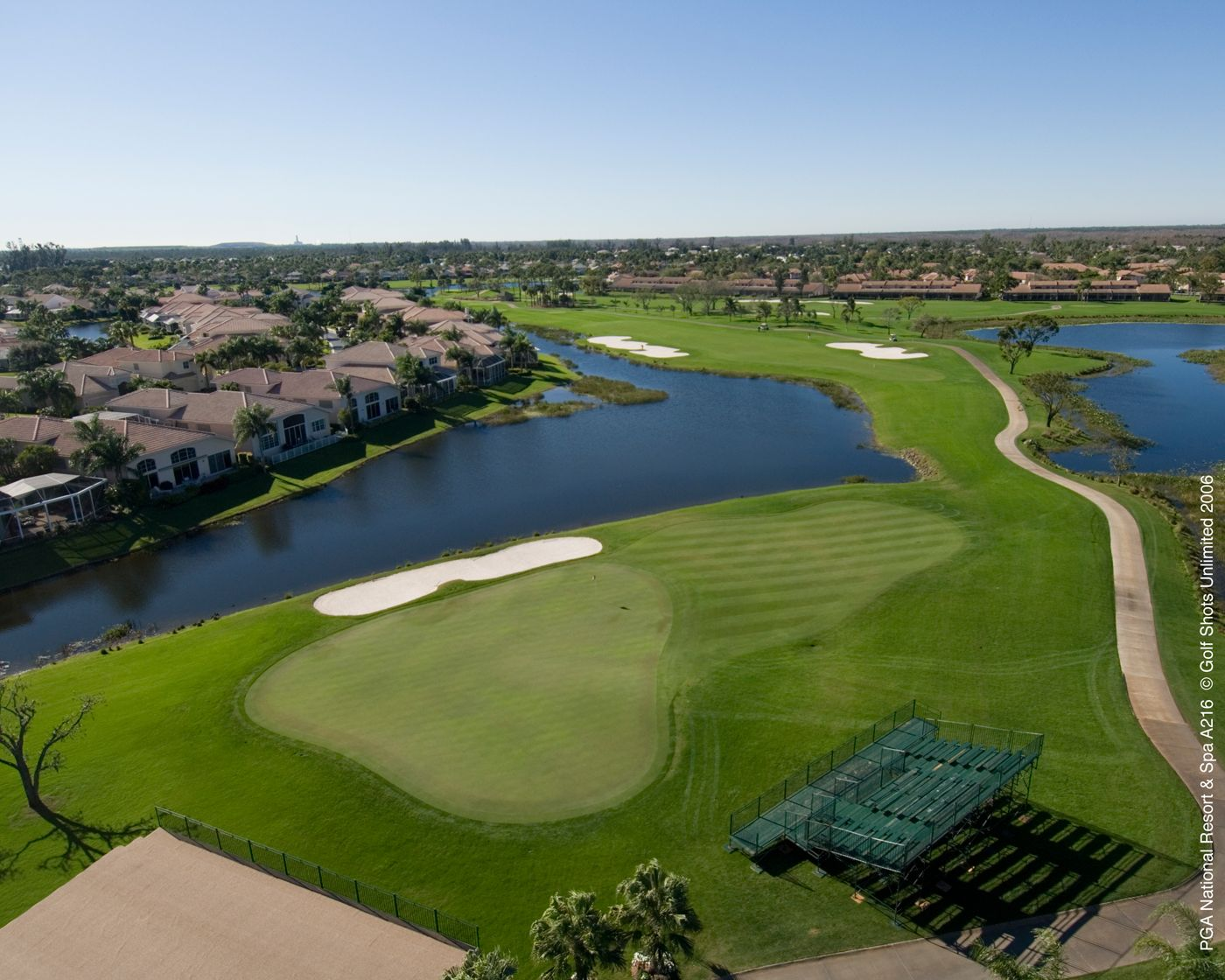 2012 Honda Classic: PGA National Golf Club - Champion Course | 2012 ...