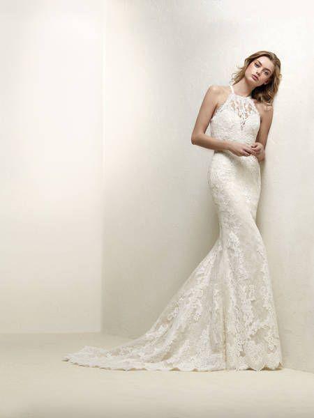 Ausgewählte Brautkleider für Frauen mit großer Oberweite