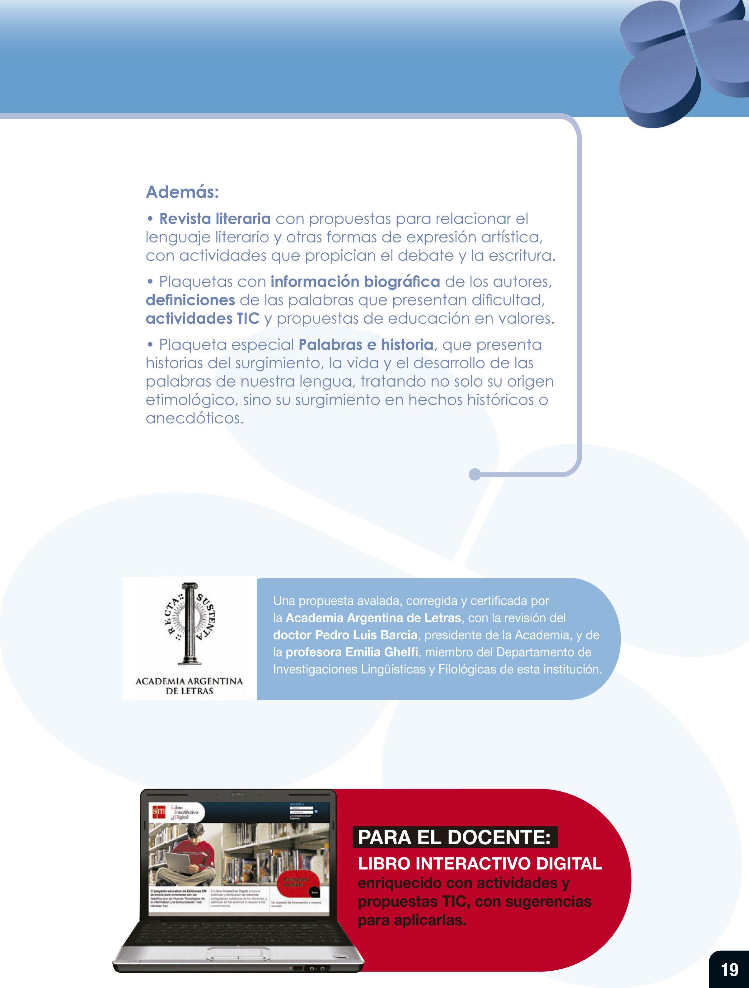 Literatura 4 para Secundaria Superior | Catálogo 2013 Secundaria ...