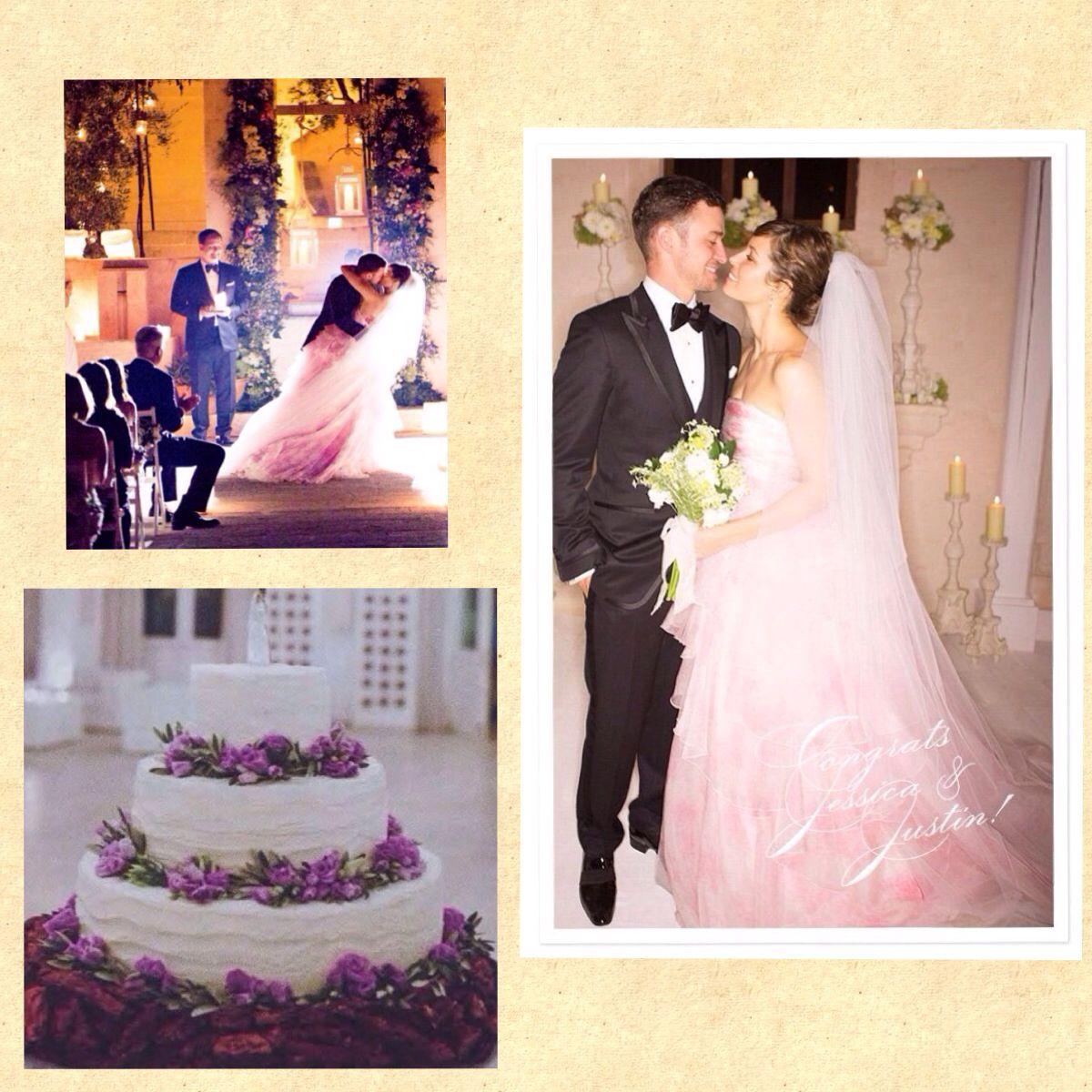 Justin Timberlake And Jessica Biel I Want A Wedding Kiss Like That 3