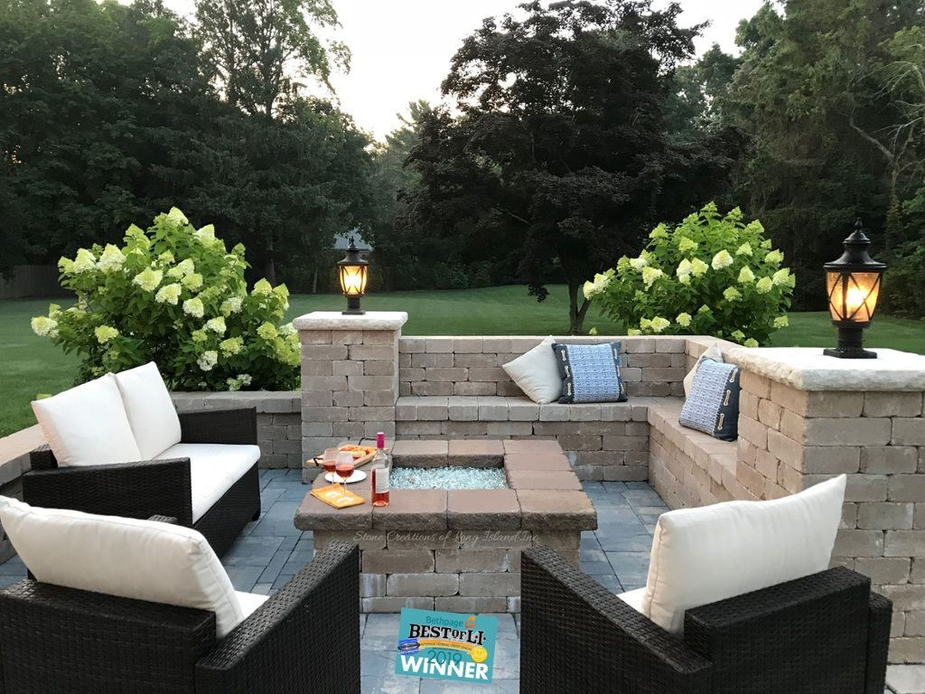 Touch This Image Outdoor Living Huntington Ny 11743 By Stone Creations Of Long Island Longisland Ca Outdoor Living Outdoor Furniture Sets Outdoor Seating