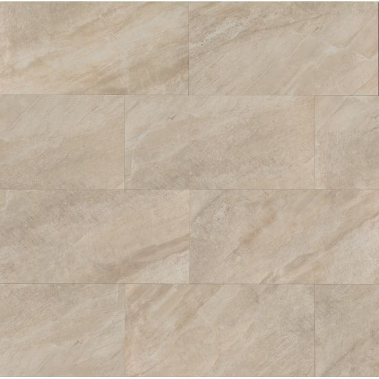 Stone Mountain 12 X 24 Floor Wall Tile In Alabaster Tiles