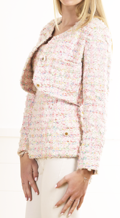 4e6166eb7c Pin by Paula vanaman on Channel chanel | Chanel, Chanel jacket, Chanel  couture