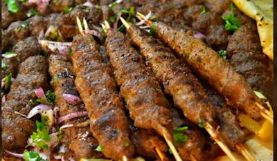 كباب مشوي Food Meat Beef