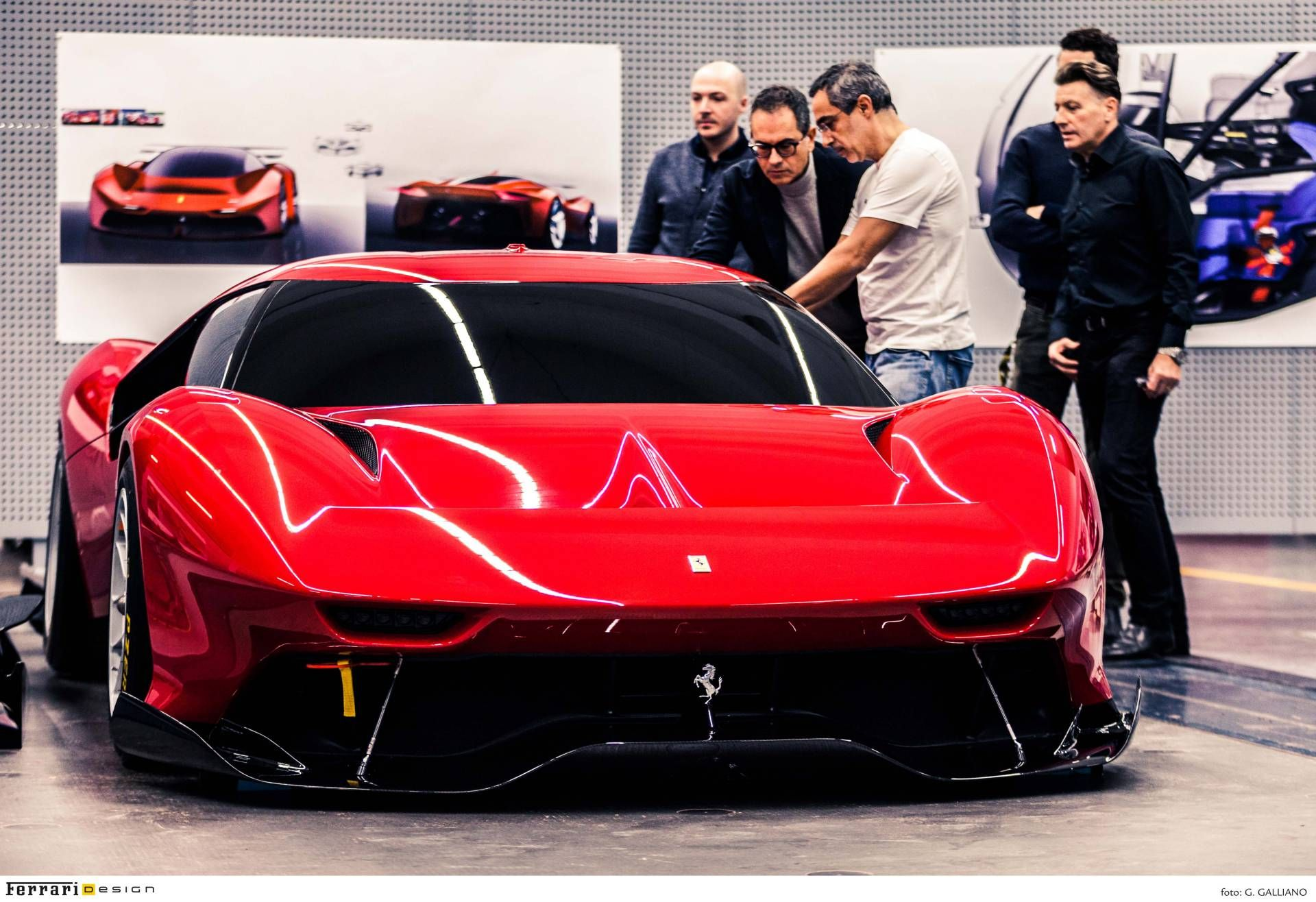 World S First And Only Ferrari P80 C Revealed Is A Track Only Supercar Techeblog In 2020 Super Cars Ferrari Sports Cars Luxury