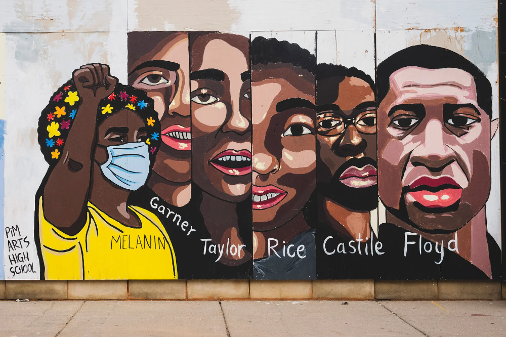 Minneapolis Street Art During And After The Blm Protests Black Lives Matter Art Protest Art Art