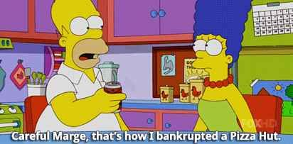 27 Times The Simpsons Was Too Clever For Its Own Good The Simpsons West Ham United West Ham