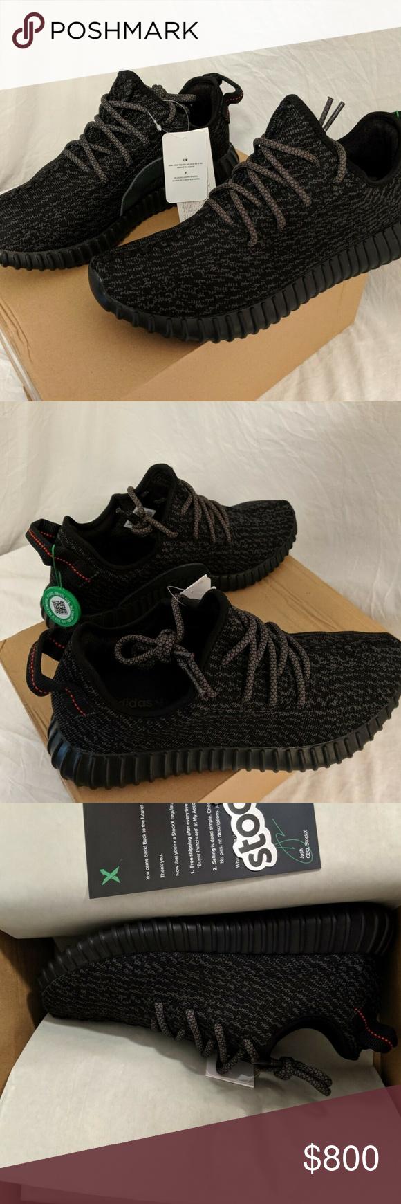 adidas yeezy v1 pirate black