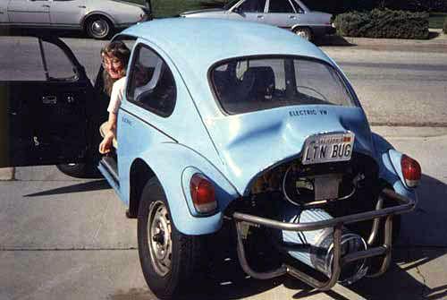 Vw Bug Conversions Electro Automotive Beetle Electric Car Conversion