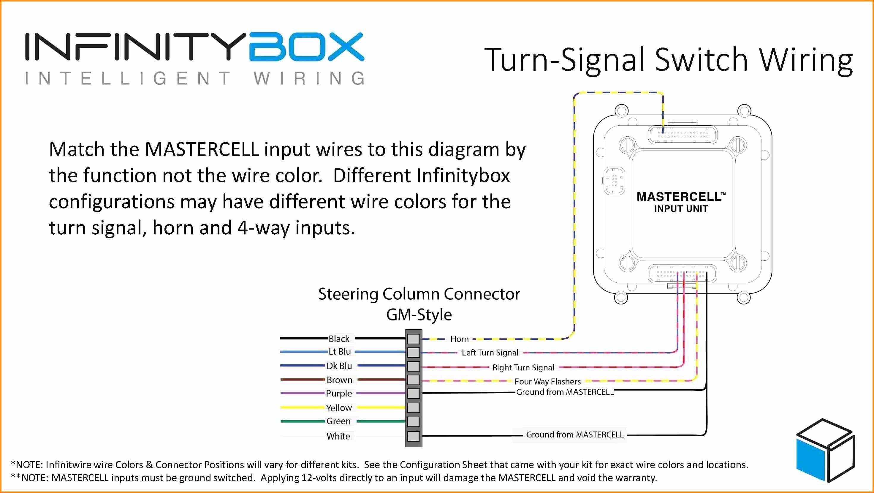 Gm Steering Column Wiring Connectors