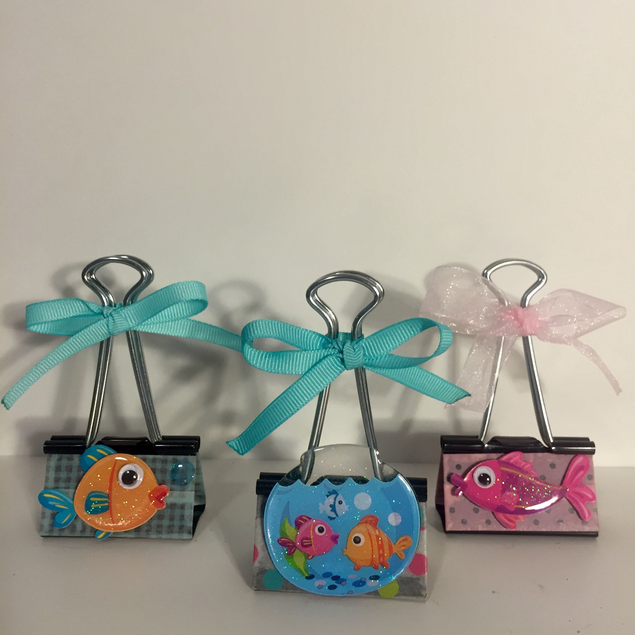 Pin by Frannie on Binder Clips Paper clips diy, Paper