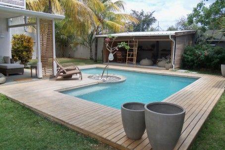 Location Villa Guadeloupe - Vue cuisine Portes, fenêtres, cloisons