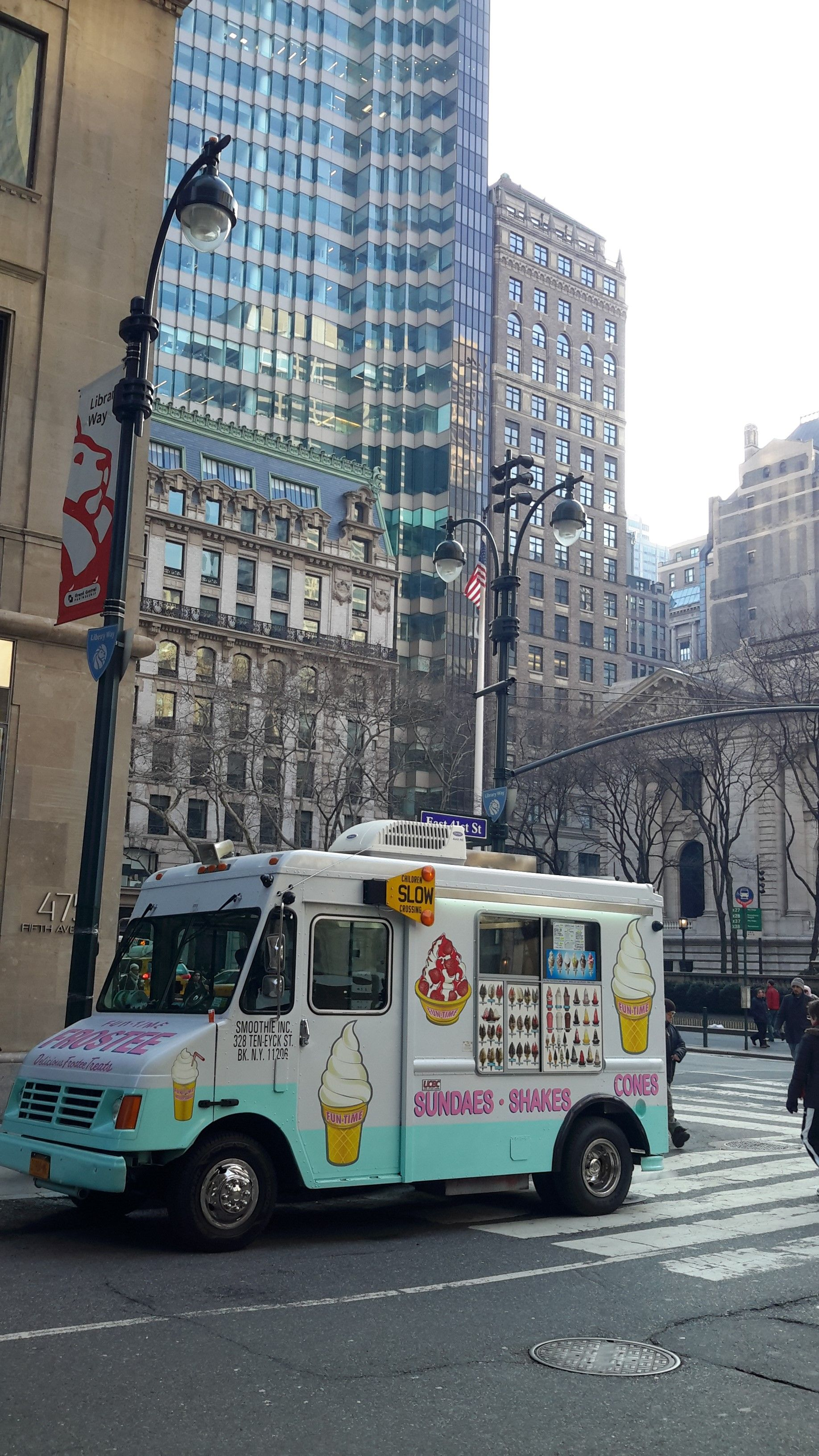 """""""crème molle truck"""" #NYC"""
