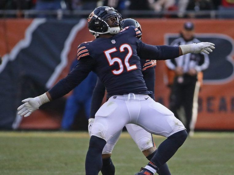 The 1985 Bears Defense Vs The 2018 Bears Defense You Must Read This Chicago Bears Football Chicago Bears Bear