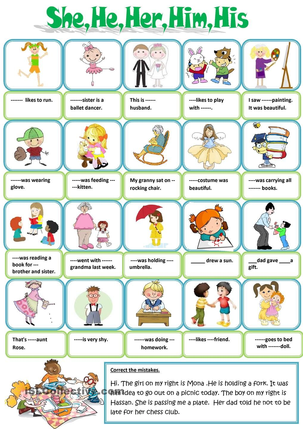 Walking through the jungle worksheet free esl printable worksheets - Free Esl Efl Printable Worksheets And Handouts