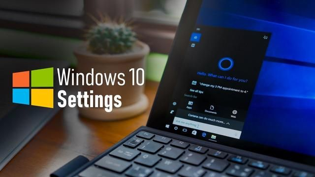 Windows 10 Settings You Should Change Right Now! Dot app