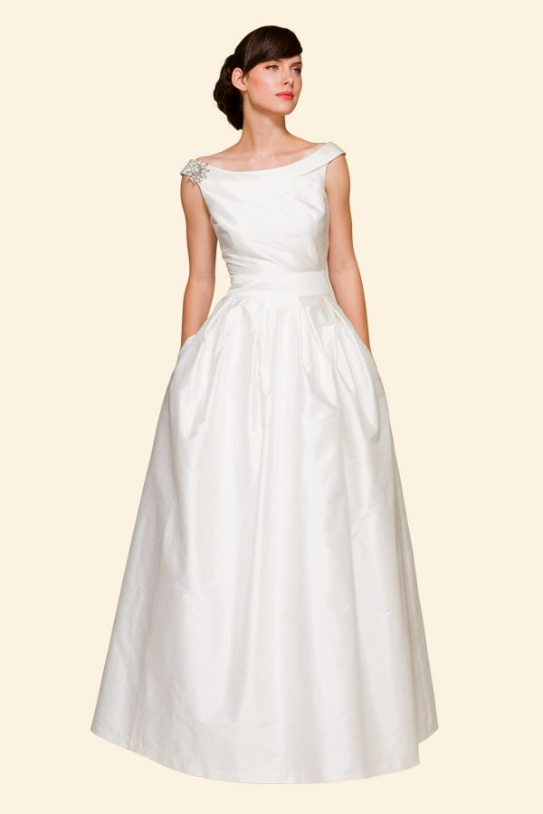 Vintage Wedding Dresses: 1950s Inspired and Retro Styles   Vintage ...