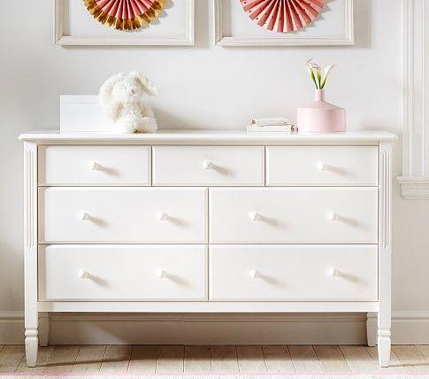Madeline Bedroom Set Extra Wide Dresser Wide Dresser