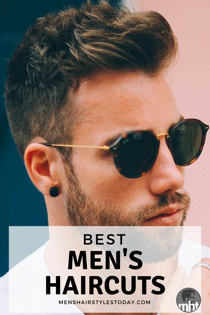 Best mens haircuts 2018  popular haircuts for men   trendy hairstyles haircuts and