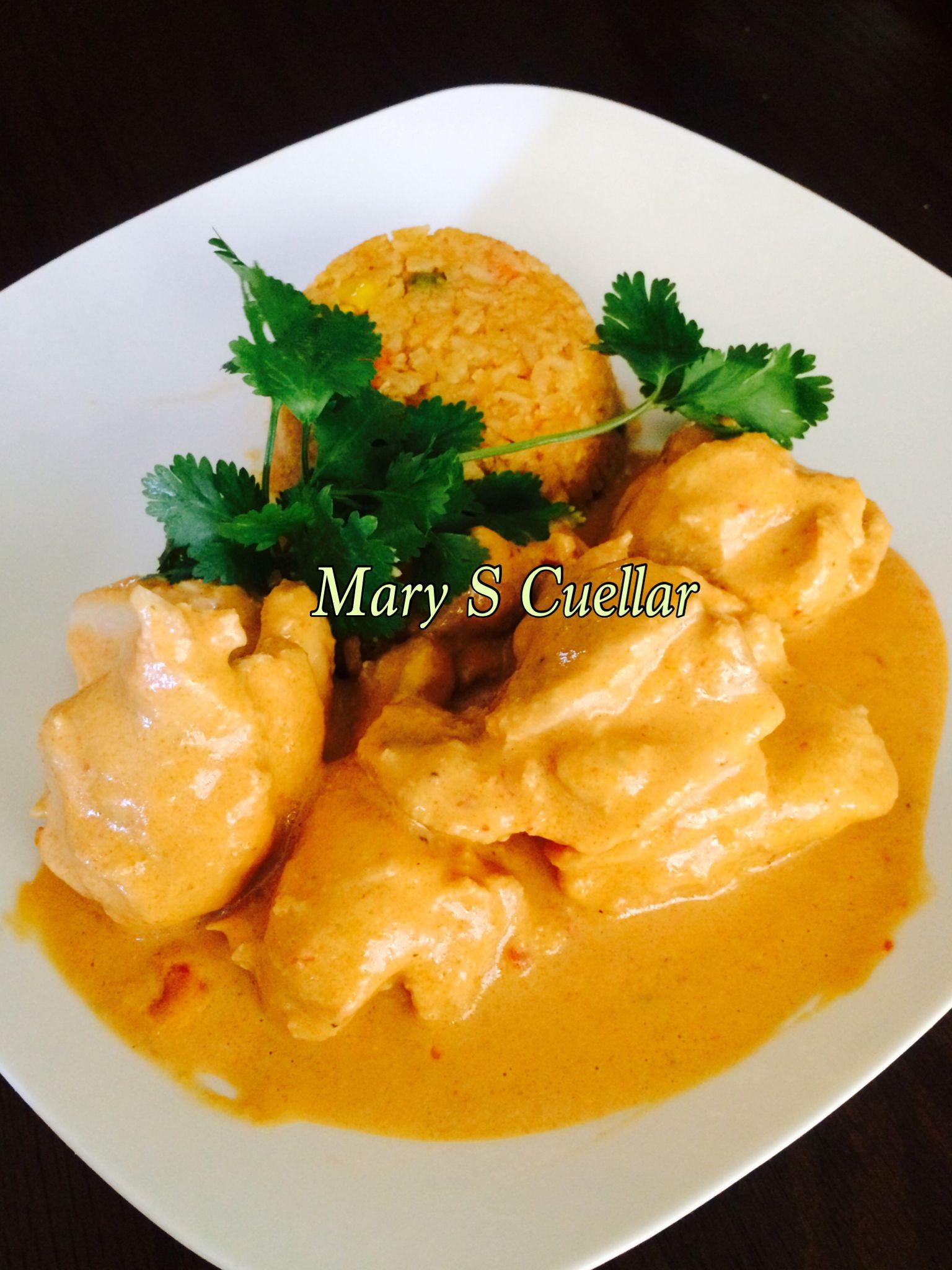 Pechugas De Pollo Ala Crema Con Chipotle Receta Mary S Cuellar Comparte La Receta En Tu Muro Ingredientes Mexican Food Recipes Cooking Recipes Food