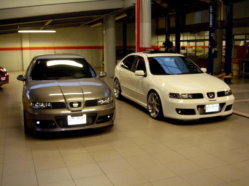 Seat leon 1 6 seat pinterest cars bmw and dream garage for Garage seat 91