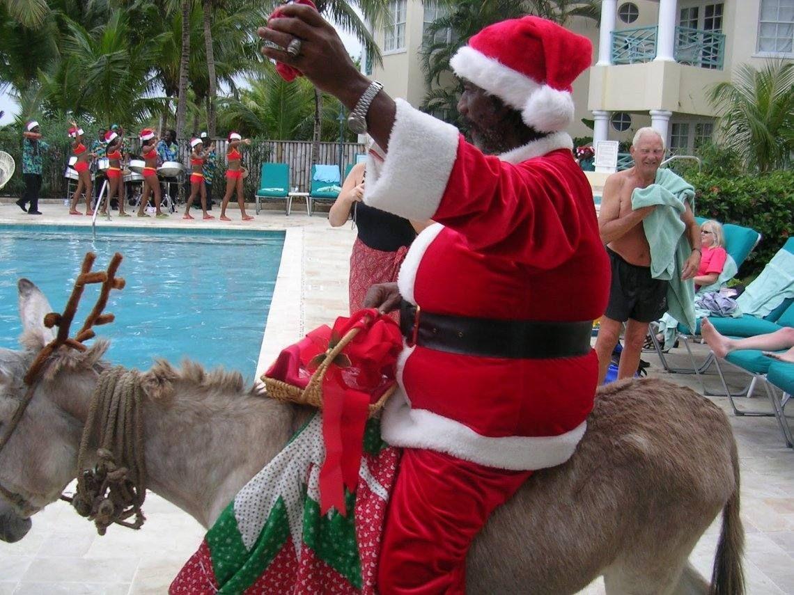 Comment Fêter Noël Experience Jamaique Weihnachten Feiern Feiern Weihnachten
