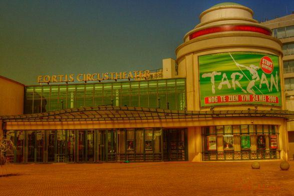AFAS Circustheater Scheveningen