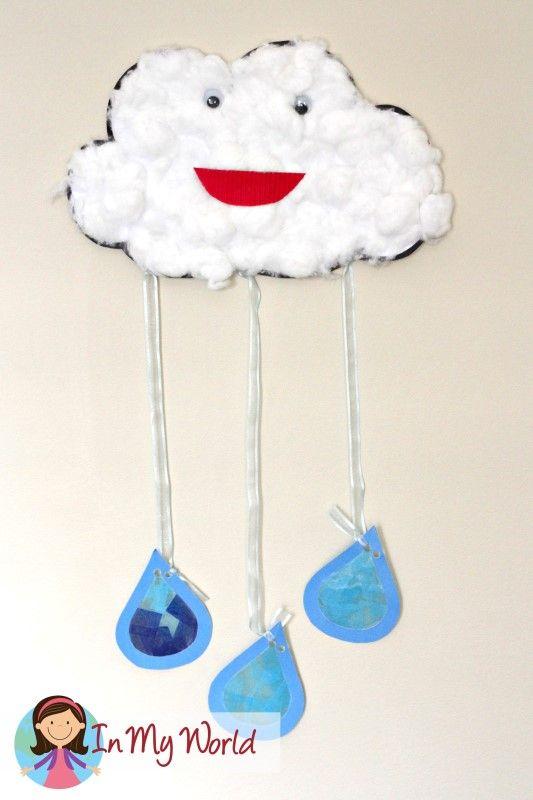 Sunday School Creation: Sky | Sunday school crafts ...