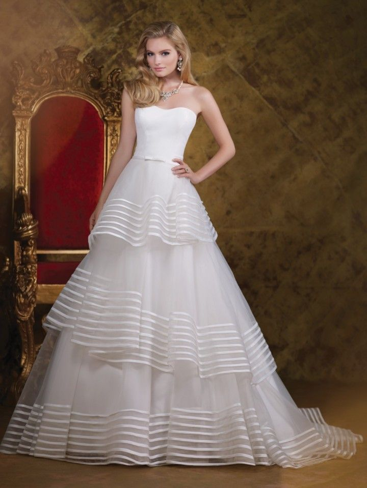 James Clifford Wedding Dresses