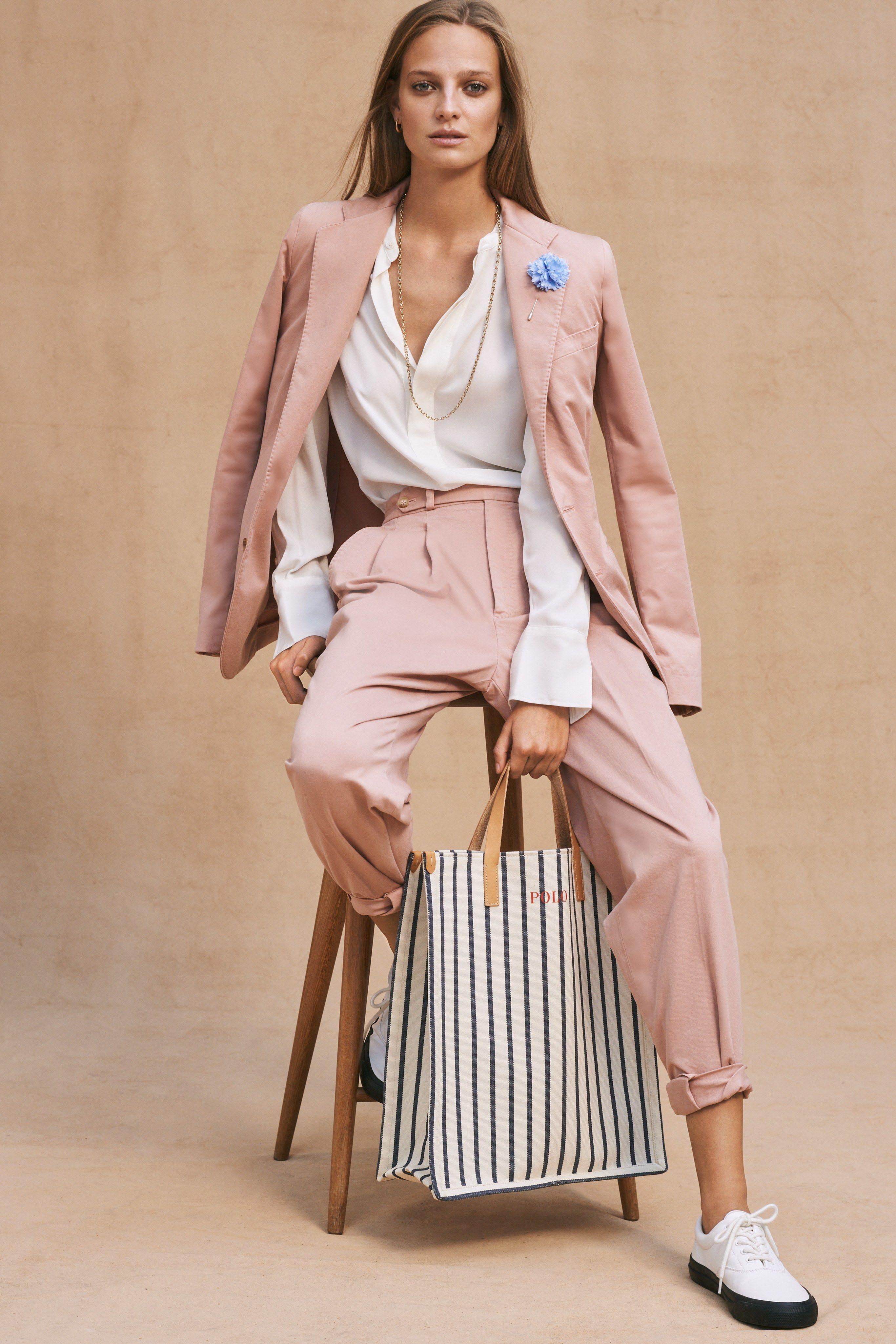 b7493bb30b89 Polo Ralph Lauren Spring 2019 Ready-to-Wear Fashion Show in 2019 ...
