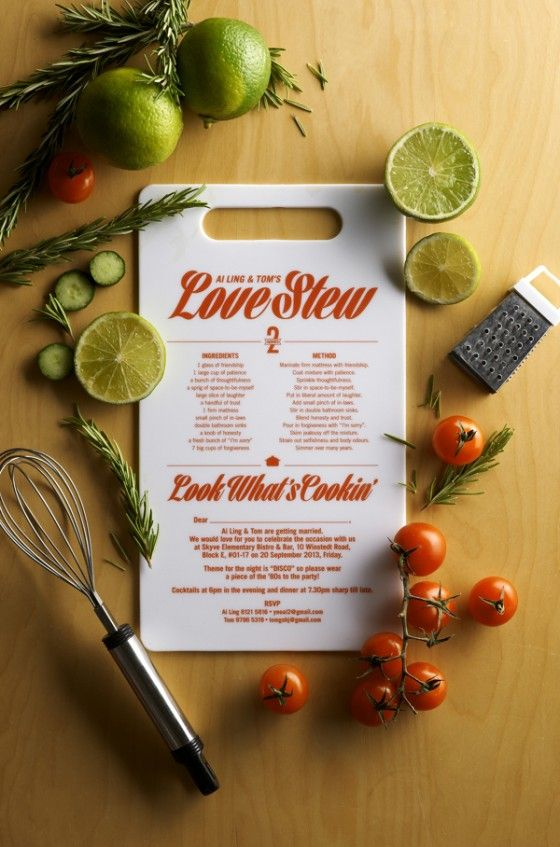 23 Creative And Unique Wedding Invitations Unique Wedding