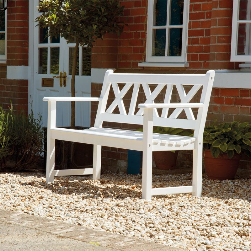Swell Alexander Rose New England 4Ft Drachman Bench Dobbies Pabps2019 Chair Design Images Pabps2019Com
