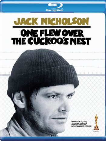 Draama vuodelta 1975 ohjaus Milos Forman pääosissa Jack Nicholson ja Louise Fletcher.