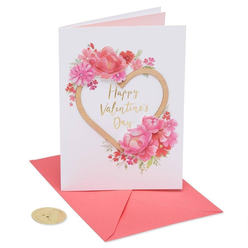 Papyrus Greeting Card Valentine