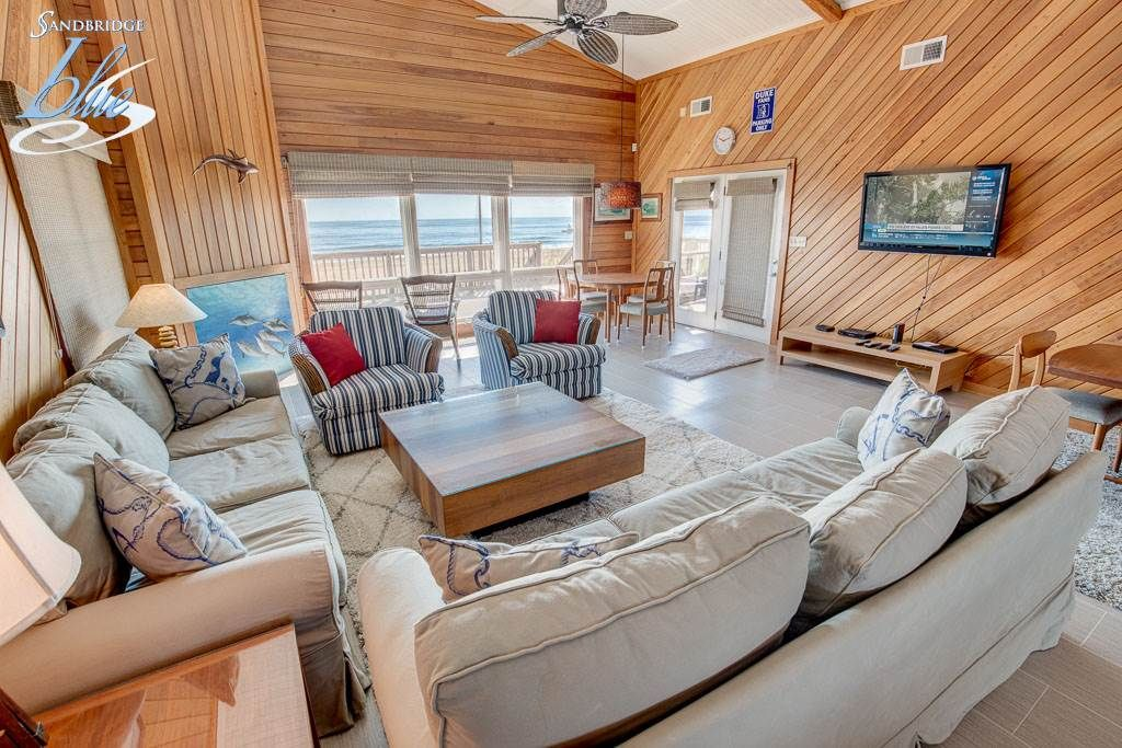 Bring your family to this fabulous oceanfront home at