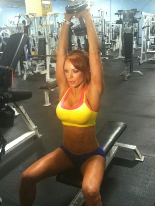 Lauren Holly on Fit. | It's a Life Style! | Lauren holly ...