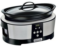 Crock-Pot Slow cooker 5,7 L Timer